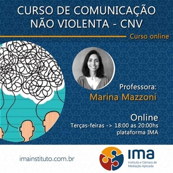 Curso CNV - Comunicação Não Violenta